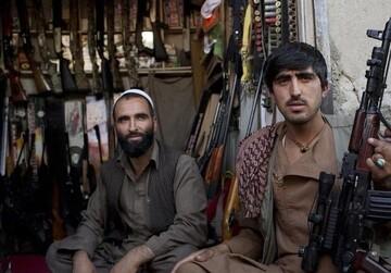 ناامنی درافغانستان موجب افزایش قیمت سلاح شده است