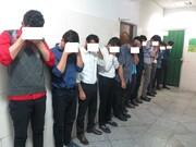 اعضای باند ۹ نفره شرکتهای هرمی در مسکن مهر مهرآباد دستگیر شدند