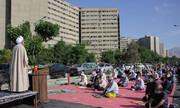 برگزاری نماز عید فطر در همه جای پایتخت در کمال آرامش