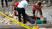 سقوط مرگبار از ساختمان + جزئیات