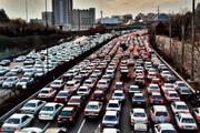آخرین وضعیت ترافیکی در معابر بزرگراهی پایتخت