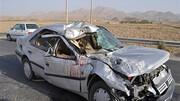 تصادف هولناک پژو 405 در کارون