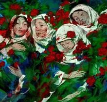 روایتی از قتلگاه دانشآموزان مدرسه حضرت سیدالشهداء (ع)