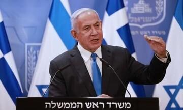 کری خواندن نتانیاهو برای حماس!