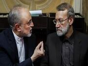 تولد لاریجانی و صالحی در عراق