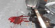 تصادف مرگبار کامیون با موتور سوار/ راننده کامیون فراری کرد