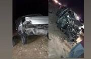 واژگونی مرگبار یک خودرو سه کشته بر جای گذاشت
