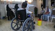 سالمندان و پرسنل مراکز نگهداری سالمندان واکسینه شدن