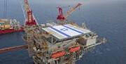 سکوی گازی اسرائیل موردهدف قرارگرفت