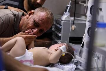 کودکان فلسطینی متحمل بیشترین آسیب هستند