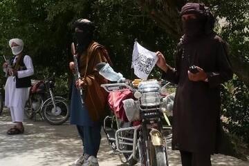 طالبان دوباره حمله را آغاز کردند