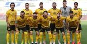 جدول لیگ بعد از پیروزی پرگل سپاهان