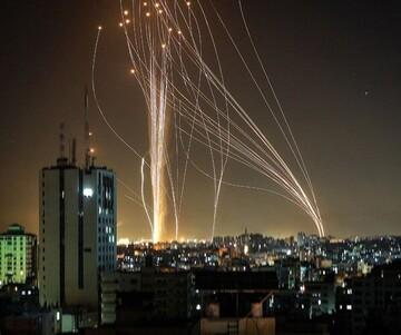 رهگیری هرموشک مقاومت هزینه ی هنگفتی برگردن اسرائیل دارد