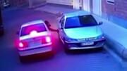 سرقت حرفه ای پرشیا در کوتاه ترین زمان ممکن / فیلمی تعجب برانگیز