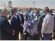 معاون استاندار تهران از 2 طرح صنعتی پیشوا بازدید کرد