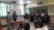 برگزاری حضوری امتحانات پایه نهم و دوازدهم در پردیس