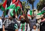 اعتراضات به سکوت کشورها در مقابل جنایات اسرائیل
