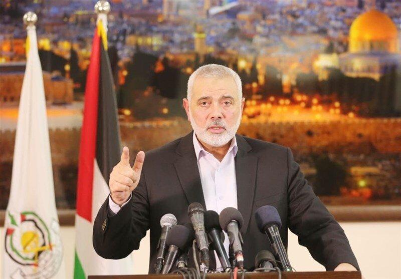 «اسماعیل هنیه» در رأس هیأتی از جنبش «حماس» وارد موریتانی شد