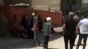 فیلم لحظه خودکشی دختر نوجوان در ایران