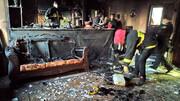 نشت گاز موجب انفجار مهیبی در کرمان شد