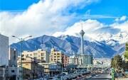 تهران در شصتمین روز هوای سالم نفس میکشد