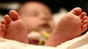 رهایی نوزاد تازه متولد شده در رستوران توسط مادرش/ کودک هنوز بند ناف داشت + عکس