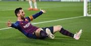 فوق ستاره بارسلونا بهترین بازیکن فصل  لالیگا شد+عکس