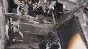 آتش سوزی سقف کاذب در واحدی مسکونی کل خانه را سوزاند / جزئیات
