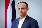 پیام تبریک رئیس شورای عالی سیاسی یمن به بشار اسد