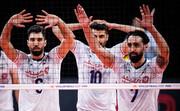 پخش زنده والیبال ایران - روسیه