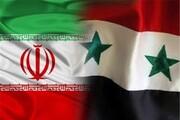 پیام تبریک رئیس مجلس سوریه انتخاب به قالیباف