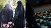 راز پلید زنان سوداگر مرگ در تن پیمایی پلیس برملا شد