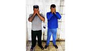 اقدام به قتل 2 برادر بهمراه همدیگر ، قصاص با همدیگر را به همراه داشت ! + عکس