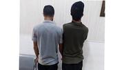 خودنمایی های پسر نوجوان با کلت به پایان رسید/ شلیک هوایی در مقابل پلیس گشت