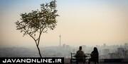 بررسی غلظت آلاینده ازن در هوای پایتخت
