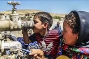 بیداد کم آبی در ایران