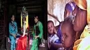 آداب و رسوم عجیب برخی کشورها ! + تصاویر