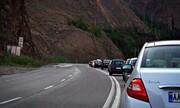 آخرین وضعیت ترافیکی محورهای کشور