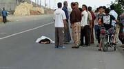 مرگ تلخ زن اردبیلی در خیابان / صبح دیروز رخ داد