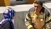 خودکشی ناتمام دختر تهرانی از پل امام علی + جزییات و فیلم