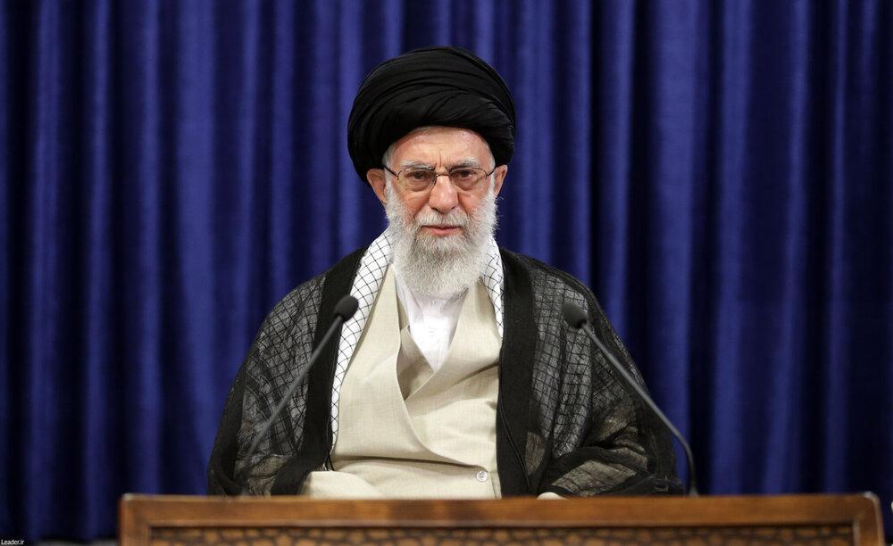 سخنرانی رهبر معظم انقلاب در ۱۴ خرداد ۱۴۰۰