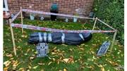 جسد بسته بندی شده پای پلیس را به خانه زن جوان کشاند / جزئیات