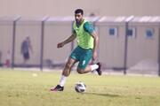 لژیونر پرسپولیسی، بهترین بازیکن جدال ایران و بحرین