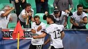 آلمان قهرمان شد!