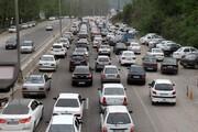 آخرین وضعیت ترافیکی در معابر پایتخت