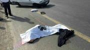 تصادف دلخراش مادر و دو فرزندش / کودک 5 ساله در دم جان داد + عکس