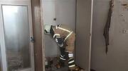 غفلت کارگران ، موجب انفجار مهیبی شد + عکس
