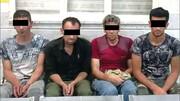 """پاتوق تبهکاران """"خیابانی"""" محاصره شد / سردسته باند با ترفند پلیس به دام افتاد + عکس"""