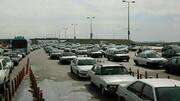آخرین وضعیت ترافیکی در معابر پایتخت امروز ۱۸ خرداد