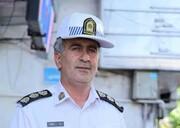رکورد دار تخلف رانندگی / راننده کامیونی در تهران